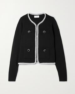 Stirrup stretch-twill ski leggings