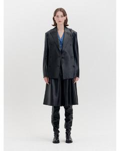 Sheer Silk Chiffon Long Dress