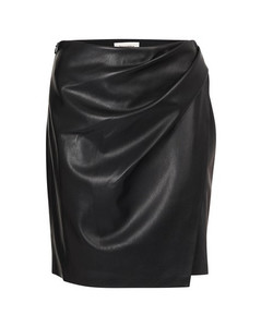 Nasir Skirt in vegan leather