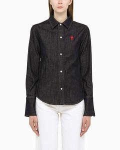 Heart patterned sweater