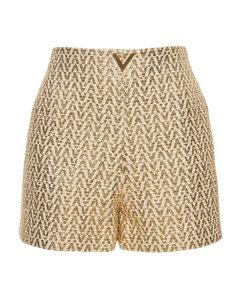 Brooches midi coat