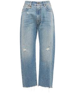 Denim Boyfriend Jeans
