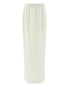 Gritt stretch-jersey hoodie
