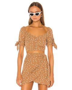 Cotton Asymmetric Shirtdress