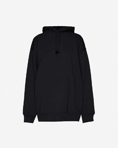 Farrin face-patch cotton-jersey hoody