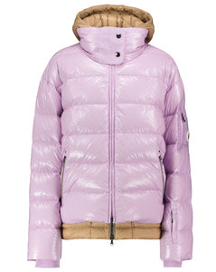 Lizzy hooded down jacket