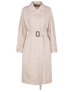 Aimper cotton gabardine trench coat