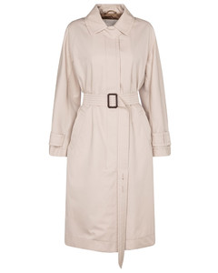 Aimper cotton gabardine trench coat