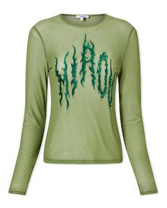 Blush one-shoulder satin mini dress
