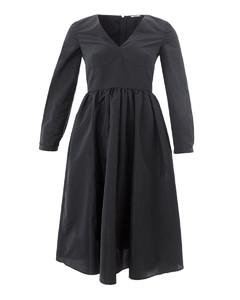 Art Frame Midi Dress