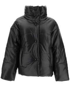Puffer Jackets Nanushka for Women Black