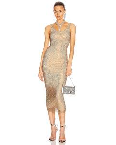 水晶連衣裙