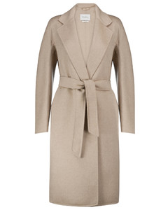 Goloso cashmere coat