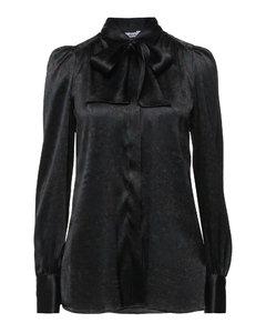 Double Breast Leather Jacket
