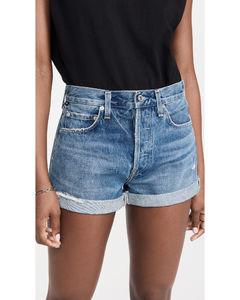 Striped Mélange Cotton-jersey Track Pants