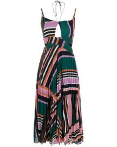 Guyane hooded nylon down jacket