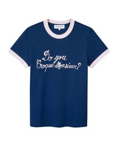 Multicolor drawstring sweatshirt in white