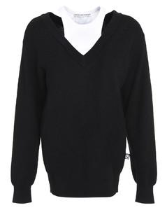 Wool Layered Sweater
