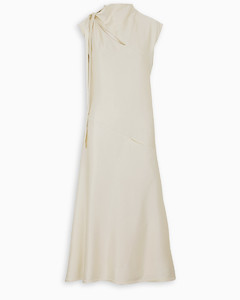 Marianthi sleeveless maxi dress
