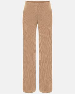 Lexington羊绒直筒裤