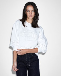 Woven Belted Coat