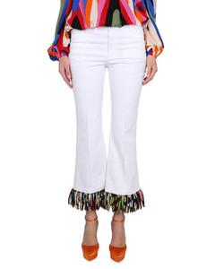 Rib Knit Bodysuit in Black