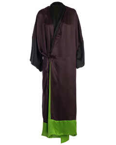 Self-tie Coat