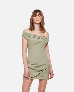 Sleeveless dress 'La Robe Foglio'