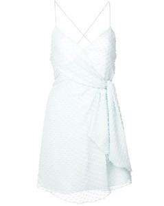 Katie裹身式連衣裙