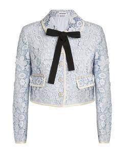 Guipure Lace Jacket