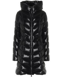 Marus绗缝羽绒大衣