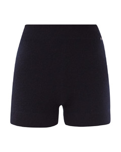 Very elasticated-waist knitted shorts