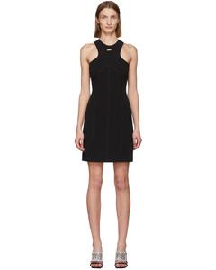 黑色Rowing连衣裙