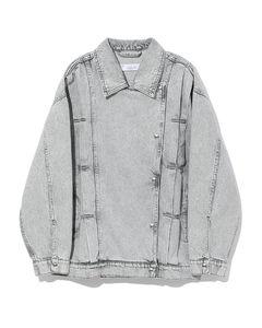 Noumi oversized denim jacket