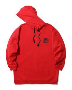 Headquarter-print hoodie