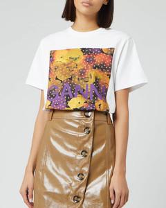 Women's Graphic Print Cotton Jersey T-Shirt