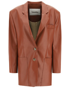 Jackets/blazers Nanushka for Women Brick