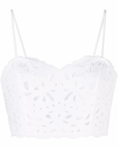 Wool-trimmed caped down jacket