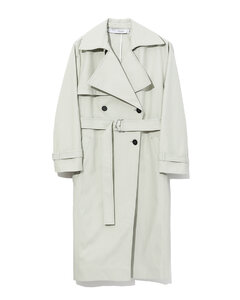 Benoit double-breasted trench coat