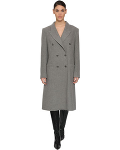 Double Breast Cashmere Coat