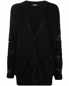 Cotton trench with padded jacket detail