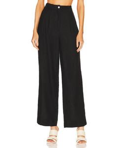 White poplin oversize shirt