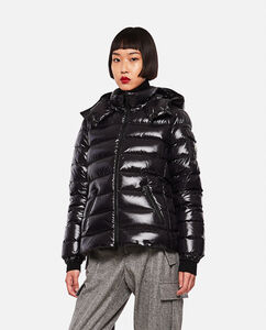 'Bady' short down jacket