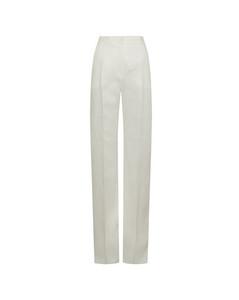 Weekend abstract-pattern satin pyjama bottoms