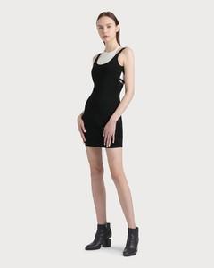 Bodycon Bi-layer Tank Dress