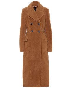 泰迪羊毛皮大衣
