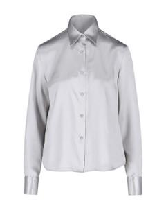 League flared floral-print silk midi dress