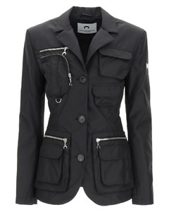 Jackets/blazers Marine Serre for Women Black