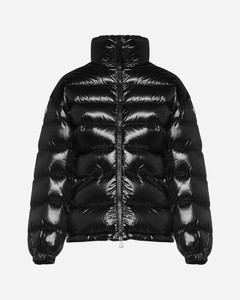 Celepine quilted nylon down jacket
