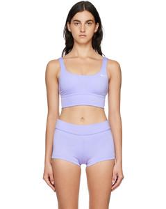Women's Tab Logo Sweatshirt - White